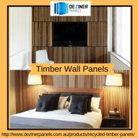 Timber Wall Panels