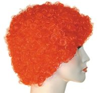 Curly Clown Kk Short Hot Pink Wig $27.91 https://costumecauldron.com