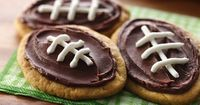 I think my son and I might have to make these for the Superbowl. Only from scratch. Sorry, Betty, we just don't need all the processed stuff!