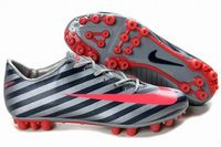 Nike Mercurial Victory II Superfly III AG Silver Red Cristiano Ronaldo
