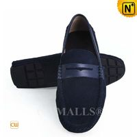 CWMALLS® Sydney Suede Driving Loafers CW707115[Leather Shoes Reviews, Global Free Shipping]
