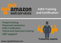#AWS Training and Certification Call: 8686864286 Visit: http://www.capitalinfosol.com