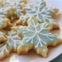 "Sugar Cookie Icing | ""This icing is the best! I used lemon flavoring and it tasted great."""