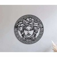 Medusa Metal Art $100.00