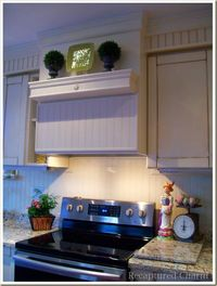 how to build range hood