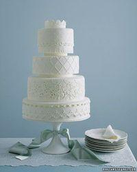 Ideas for Jessica's Wedding Cake