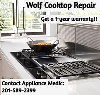 cooktop repair services NJ