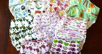 s/m cloth diapers to make!