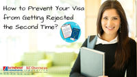 Why do Visas get rejected and how to prevent it from happening again