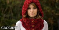 Hey, I found this really awesome Etsy listing at https://www.etsy.com/listing/114646044/crochet-pattern-hooded-cowl-button-neck