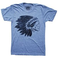Chief Two Moons Grey £21.00