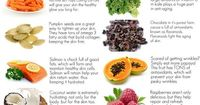 12 Foods For Healthy Skin: Having skin problems? Before you hit the doctor or the cosmetic counter, try to fix your skin ailments with food! Give your body what it needs, and the results will blow your mind. Incorporating these 12 yummy foods into your di...