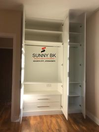 Bespoke bedroom wardrobes made by Sunny Bedrooms and Kitchens Limited in Hounslow.jpg