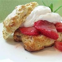 Buttermilk Strawberry Shortcake Allrecipes.com