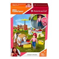Buy Mega Construx American Girl Saige's Picnic Set At the Attractive Price. http://bit.ly/2skWasQ