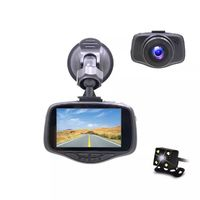 G900A FHD 1080P WDR ADAS Loop Recording Parking Monitor Car DVR Camera Support 10m Front Car Warning