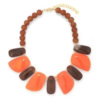 Want to buy colourful bead necklace? Get this from Yoko's fashion, the famous colourful necklace wholesaler in Manchester.