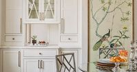 As a lover of Chinoiserie, I am no stranger to the concept of Chinoiserie panels as wallhangings. The idea of taking a gorgeous swatch of a ...
