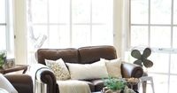 """Inspiring Living Room Reveal �€"""" The Painted Hive"""