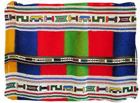 Ndebele marriage blanket