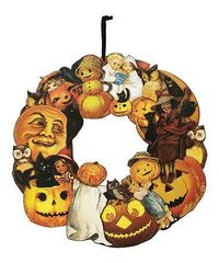 Look at this #zulilyfind! Vintage Halloween Wreath by Primitives by Kathy #zulilyfinds