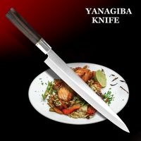 Chef Kitchen Knife Yanagiba Knives Sashimi Salmon Home Cooking Tools $139.00