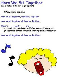 Song-Getting to know each other Great for Kindergarten and 1st grade music classes