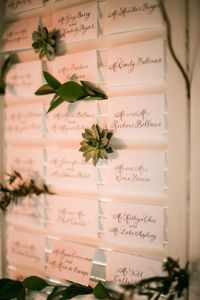 Planning a destination wedding is no easy feat, but thanks to�' SIGNATURE, Event Consulting & Design �' every detail of this�' Riviera Maya affair went off without