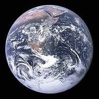 The overview effect The thing that really surprised me was that it [Earth] projected an air of fragility. And why, I don't know. I don't know to this day. I had a feeling it's tiny, it's shiny, it's beautiful, it's hom...