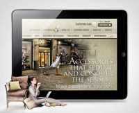 Website design for fashion businesses