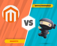 """Magento Vs WooCommerce �€"""" What to Choose When Creating Online Store"""