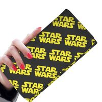 Star Wars Women Clutch Wallet $15.00 https://www.nurdtyme.com