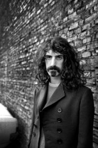 Frank Zappa, innovative, ecletic, American musician, songwriter, composer, recording engineer, record producer and film director. Over 3 decades, he composed rock, jazz, orchestral and musique concrète works, designed album covers, directed feature-lengt...