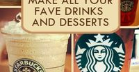 Free STARBUCKS Coffee Recipe Book download