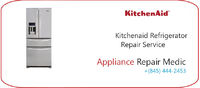KitchenAid Refrigerator Repair NY and NJ
