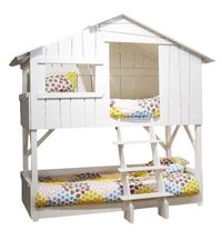 Fort bunk bed Hey, I found this really awesome Etsy listing at https://www.etsy.com/listing/196304119/fort-bunk-bed