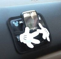 Mickey cell phone holder