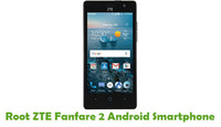 Find out the tutorial with step by step instruction is to root your ZTE Fanfare 2 Android Smartphone. The link has given below for rooting. https://freeandroidroot.com/root-zte-fanfare-2/
