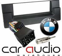T1 Audio BMW 5 Series E39 1995 - 2003 - Car Stereo Radio Fascia Facia Panel ISO (Round Pins) Aerial Kit If you have bought a new car stereo that you want to fit into your vehicle then this is what you need. Once fitted it allows easy installation ...