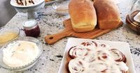 1 bread 8 different types of dough from Unconventional Kitchen