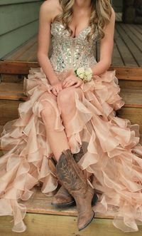 Pink Sweetheart High Low Organza Cocktail Party