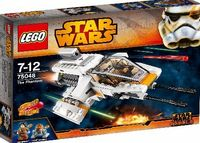 Lego Star Wars Phantom 75048 Join the Rebel resistance against the evil Empire in The Phantom attack shuttle, as seen in the exciting Star Wars: Rebels animated TV series! Place young Rebel hero Ezra Bridger in the detachable coc http://www.comparestorepr...