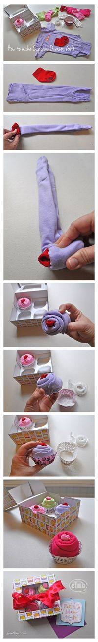 DIY Onesies Baby Gift Pictures, Photos, and Images for Facebook, Tumblr, Pinterest, and Twitter