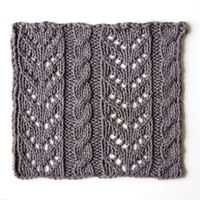 Lace knitting for beginners. Great tutorial by tricksy knitter