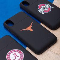 Texas Longhorns iPhone X Xs Wireless Battery Charging Phone Case $49.99