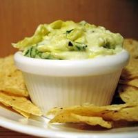 Hot Artichoke and Spinach Dip II -Allrecipes.com- always a party favourite....so good! I'm always asked for the recipe.