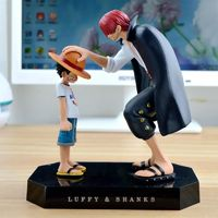 Luffy And Shanks