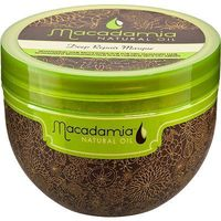 Macadamia Natural OilDeep Repair Masque. Macadamia Deep Repair Masque. Revitalizing hair reconstructor for dry, damaged hair. Combination of macadamia oil, argon oil, tea tree oil, chamomile oil, aloe and algae extracts. Rejuvenates and rebuilds the hair....