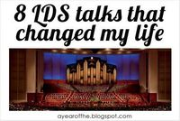A Year of FHE: 8 LDS Talks that Changed My Life