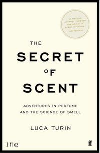 The Book Cover Archive: The Secret of Scent, design by gray318